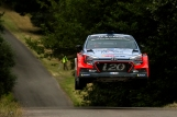 Thierry Neuville (BEL) performs during the FIA World Rally Championship 2016 Germany in Trier, Germany on August 20, 2016 // Jaanus Ree/Red Bull Content Pool // For more content, pictures and videos like this please go to www.redbullcontentpool.com.