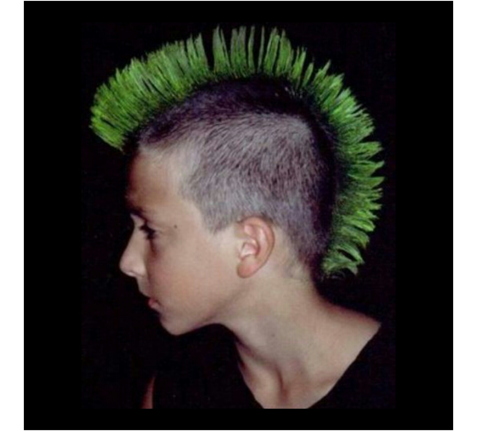 Mohawk Hairstyle And The Mordern Fashion The London Press